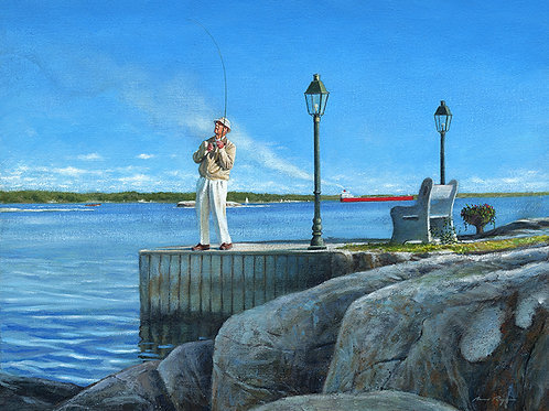 St. Lawrence Fisherman