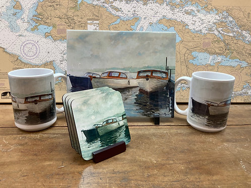Guide Boats Gift Set