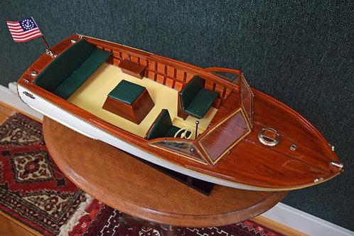 Chris-Craft, Sea Skiff - Open Utility Guide Boat