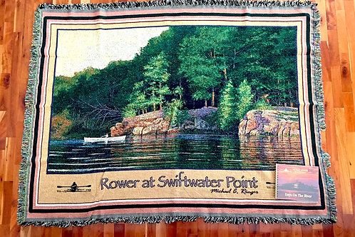 Rower at Swiftwater Point & Days On The River Journal