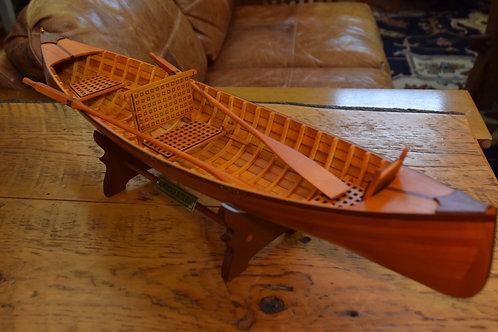 """Adirondack Guideboat 24"""""""