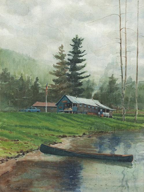 Adirondack Camp - Gooley Club
