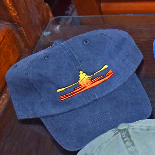 Channel Blue River Hat
