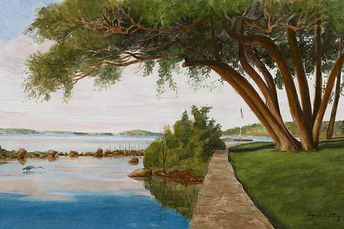 Rowley Island Lagoon