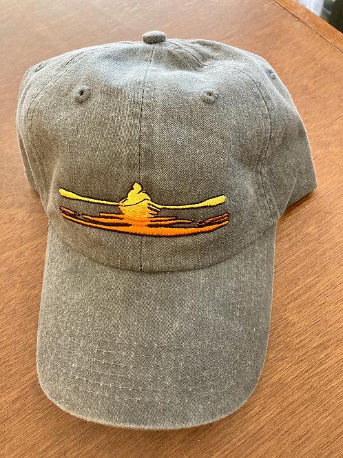 River Rower Hat ~ Cactus
