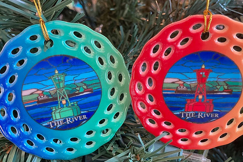 Buoy Ornament Set Full Color