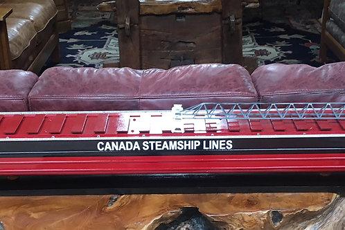 """CANADA STEAMSHIP LINES 48"""""""