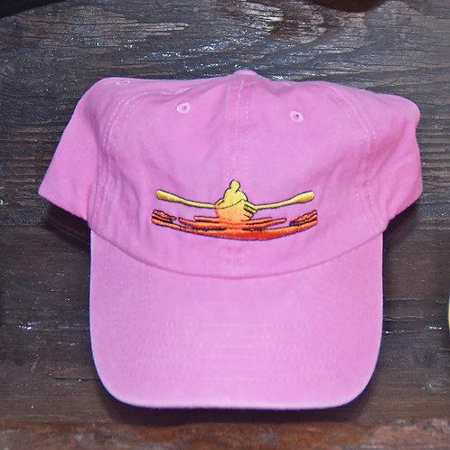 Sunrise Pink River Hat