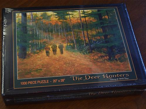 Deer Hunters Puzzle