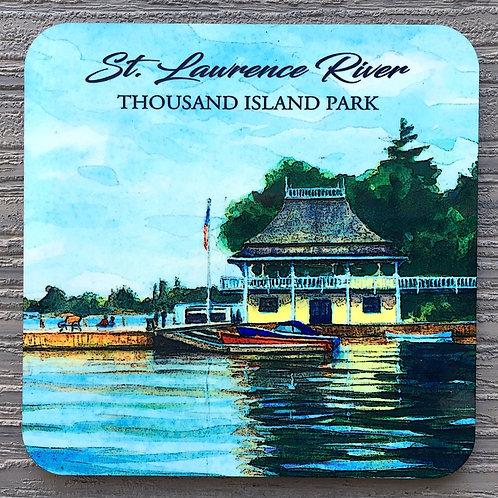 Thousand Island Park Pavillion Morning