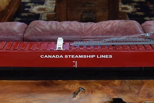 Canada Steamships Trillium Class - Baie St. Paul