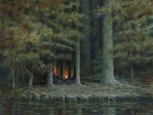 Northwoods Campfire