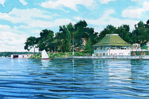 Thousand Island Park Pavillion