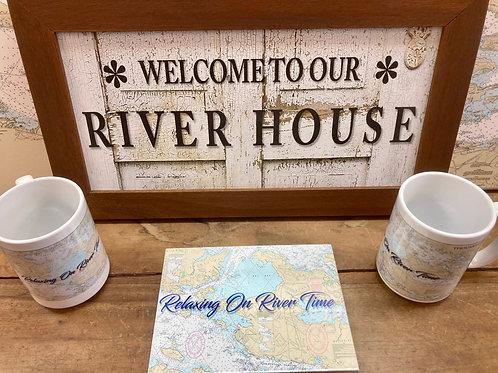 River House Gift Set