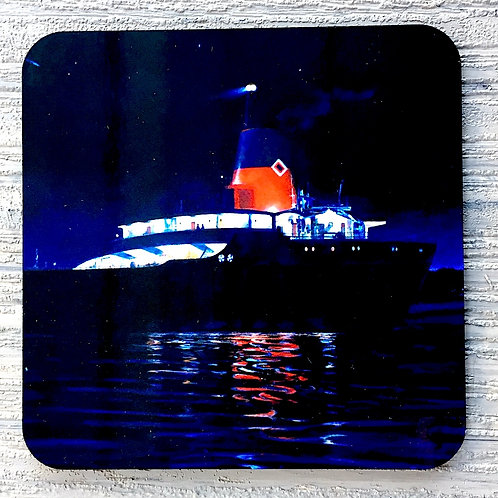 Night Freighter Coaster