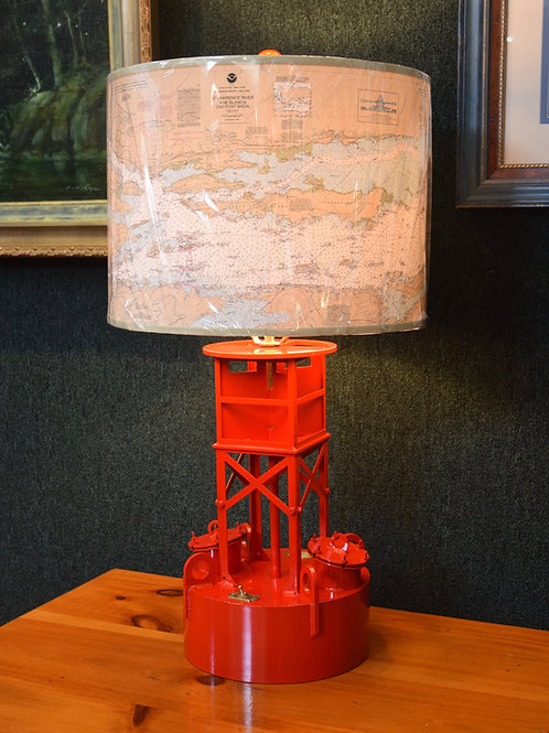 Buoy Lamp Red