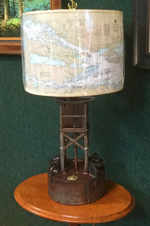 Natural Color Buoy Lamp
