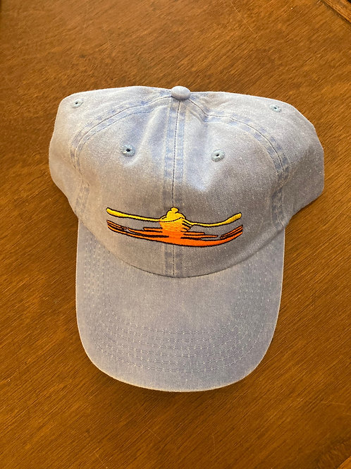 River Rower Hat ~ Periwinkle