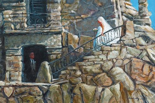 """Wedding Day Boldt Castle"""
