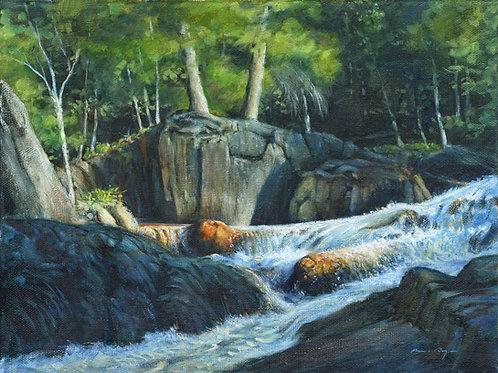 Boreus River Falls
