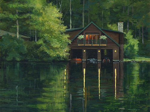 Placid Boathouse