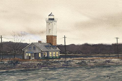 Ogdensburg Lighthouse