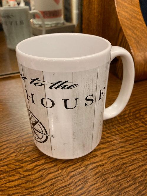 Welcome to the River House 15OZ Mug