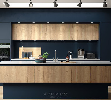 H-Line Hampton Oxford Blue Mayfield Oak