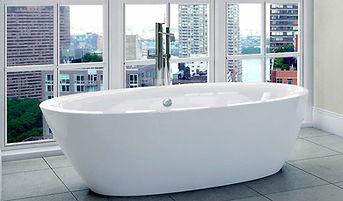 fountain bette bath inspiration