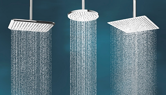 fountain hansgrohe showerhead offer inspiration