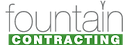 fountain contracting logo