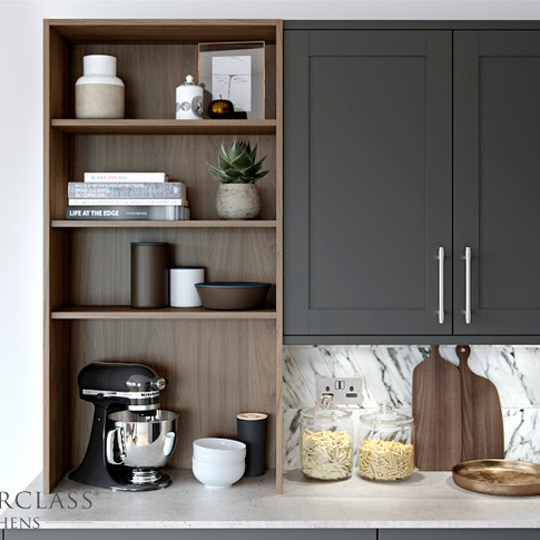 Shelford Graphite Tuscan Walnut