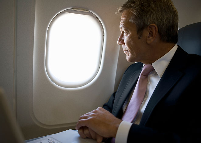 Qualcuno volo Business Class