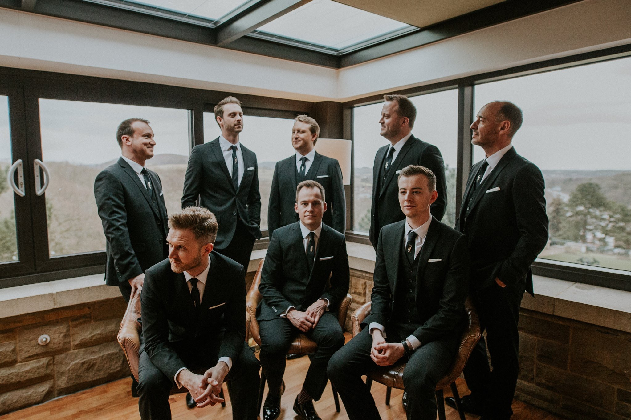 Only Men Aloud, 2018
