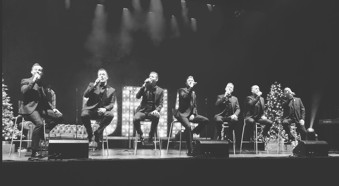 Only Men Aloud, Christmas Tour 2017