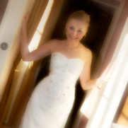Bridal preperation photographer