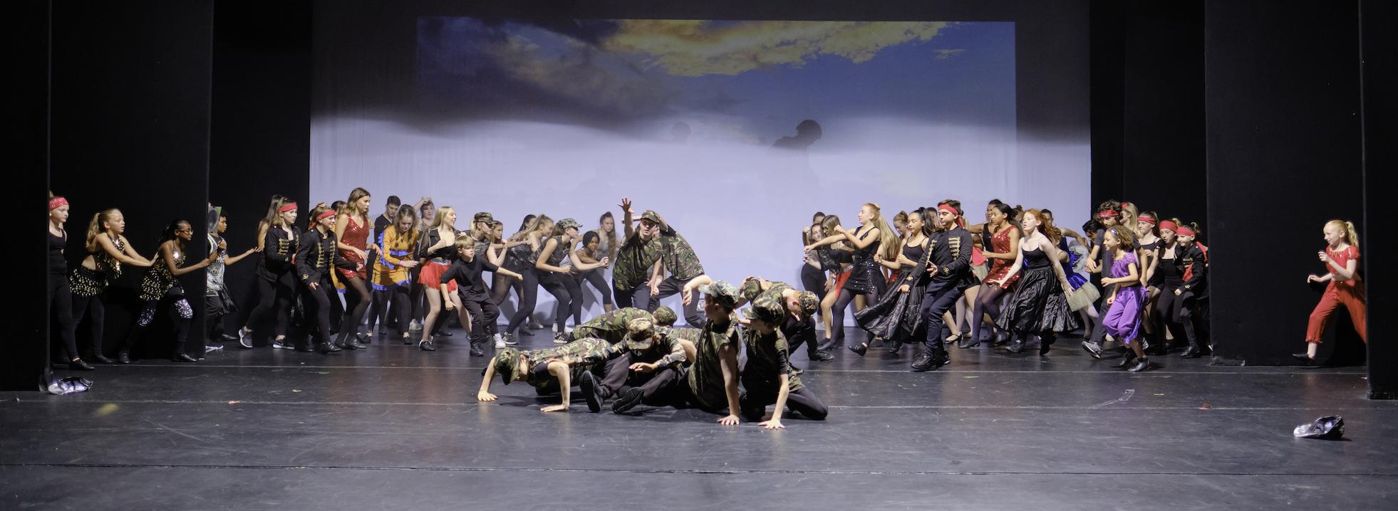 Leatherhead theatre production