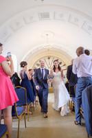 Normanton Church Wedding