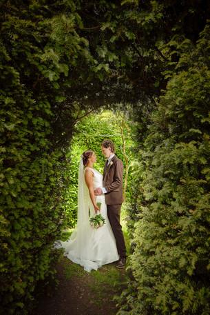 Thorpe Malsor wedding day