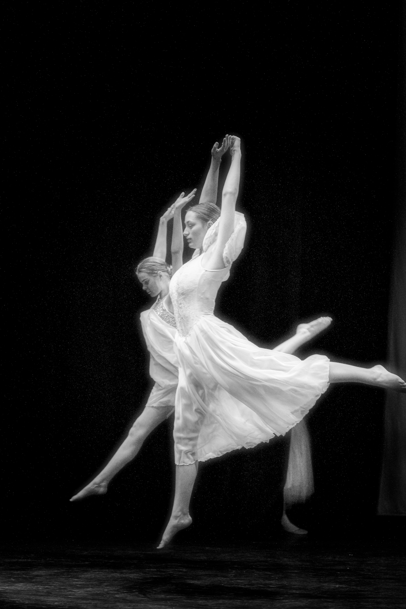 Action dance photography