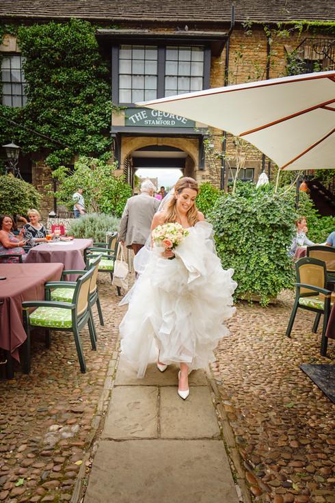 Wedding The George Stamford