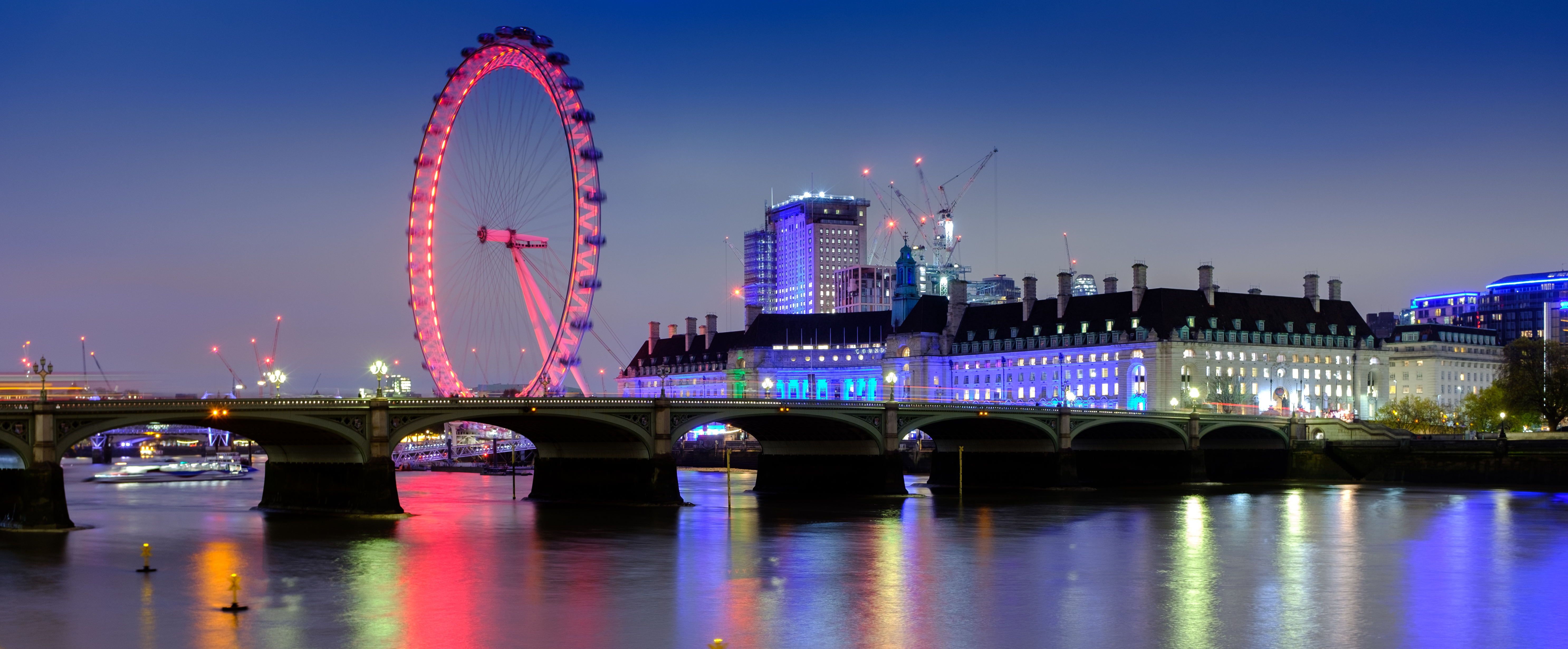 London from Parliment
