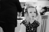 Little bridesmaid