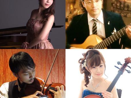 クリスマスコンサートと新年コンサート!