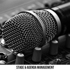 STAGE & AGENDA MANAGEMENT