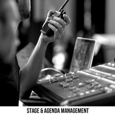STAGE & AGENDA MANAGEMENT