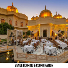 VENUE BOOKING & COORDINATION
