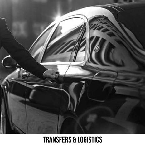 TRANSFERS & LOGISTICS
