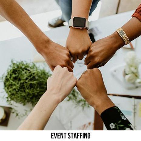 EVENT STAFFING
