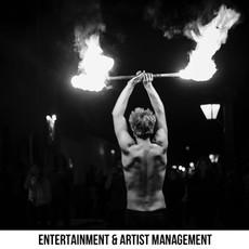 ENTERTAINMENT & ARTIST MANAGEMENT